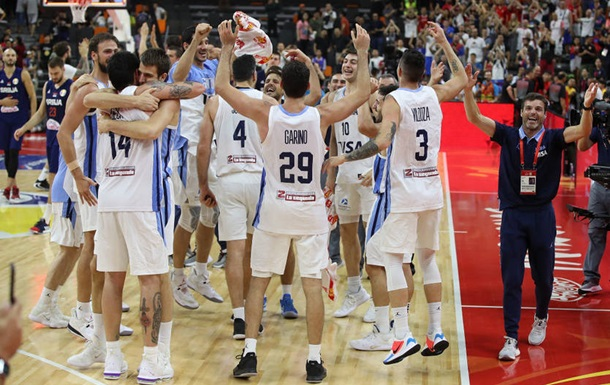 ЧМ по баскетболу: Аргентина обыграла Сербию и вышла в полуфинал