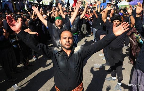 В Іраку під час релігійного свята загинули десятки людей