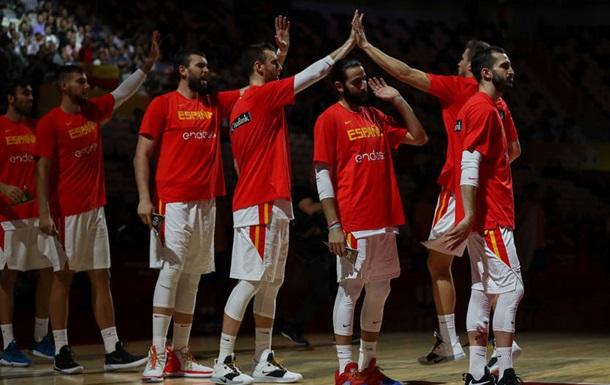 ЧМ по баскетболу: Испания выбила Польшу и сыграет в полуфинале