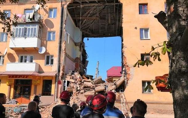 Обвал у Дрогобичі: 30 людей без даху над головою