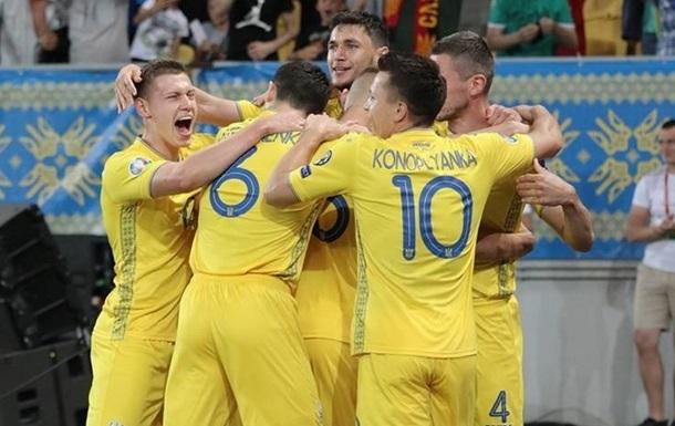 Украина в феерическом матче вырвала ничью у Нигерии