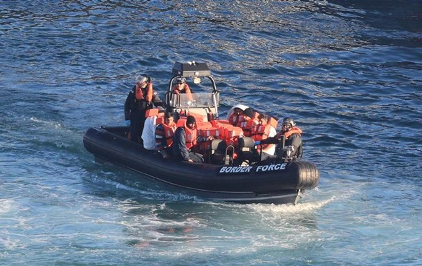 При спробі перетнути Ла-Манш затримали 86 мігрантів