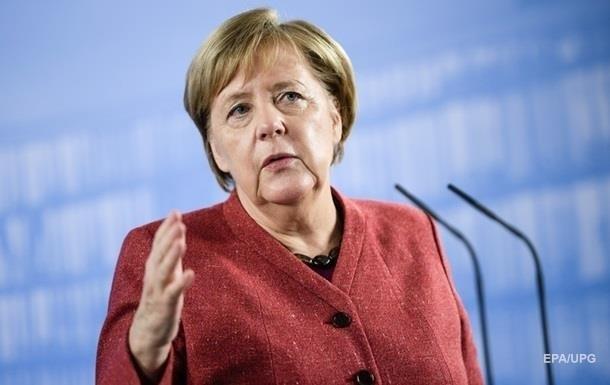 Меркель рассказала о подготовке к саммиту  нормандской четверки