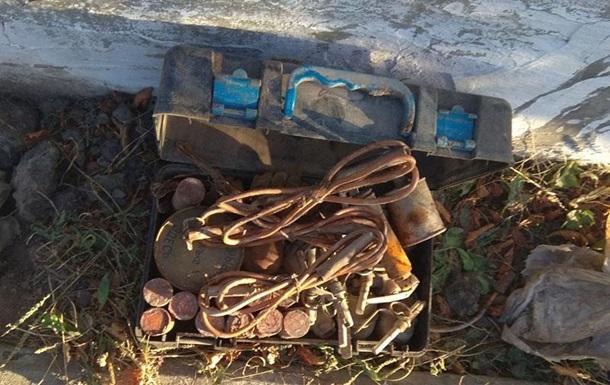 Схрон боеприпасов обнаружили в Донецкой области