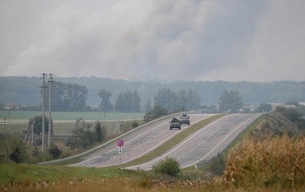 Взрывы в Калиновке: Минобороны назвало причину