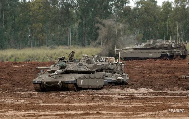 Израиль нанес ответные удары по сектору Газа