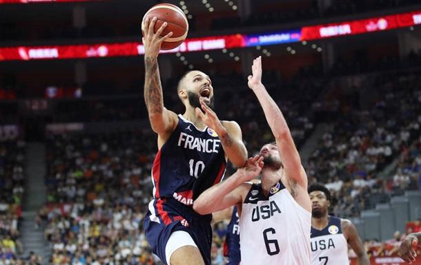 Сборная США сенсационно проиграла Франции в четвертьфинале ЧМ