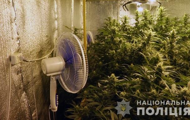 Под Киевом в бывшем ночном клубе нашли крупную нарколабораторию
