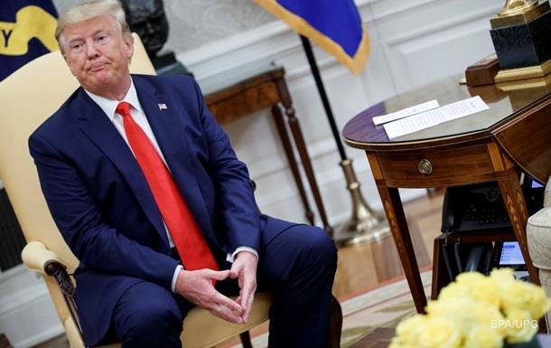 Трамп відклав підвищення мит на товари з Китаю