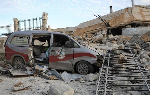 В ООН запідозрили війська РФ, США і Сирії у воєнних злочинах