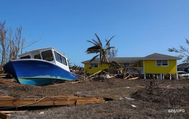 Ураган Дориан: на Багамах пропали без вести 2,5 тысячи человек