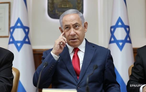 Нетаньяху заговорил о военной операции в Газе