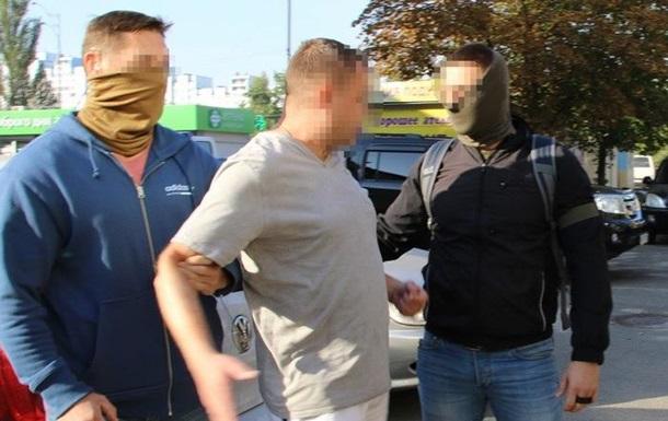 В Киеве банда силовиков оказывала  шпионские  услуги