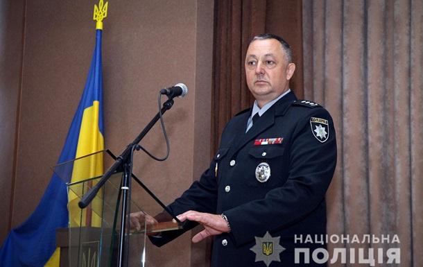 Поліції Хмельницької області представили нового начальника
