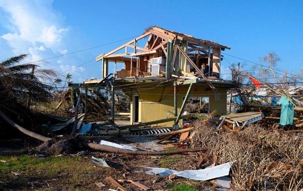 Після урагану на Багамах зниклих безвісти - 1300 людей