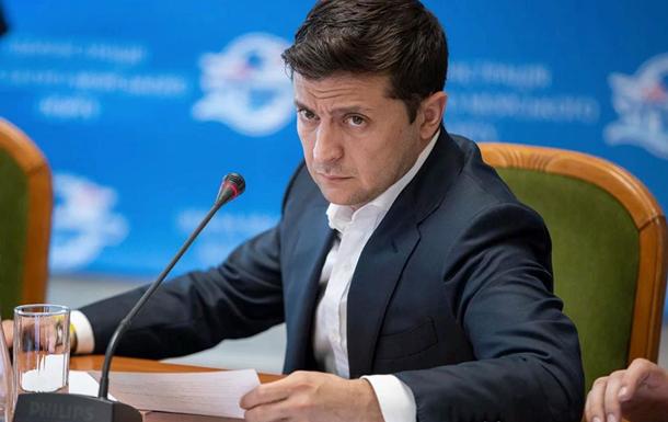 Украинский президент и русский мат: Зеленский отборно выругался на депутатов