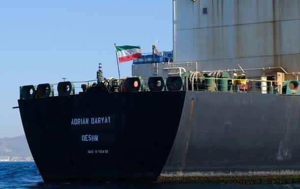 США стверджують, що іранський танкер доставив нафту в Сирію