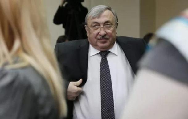 ВАКС заочно арестовал бывшего главу Высшего хозсуда