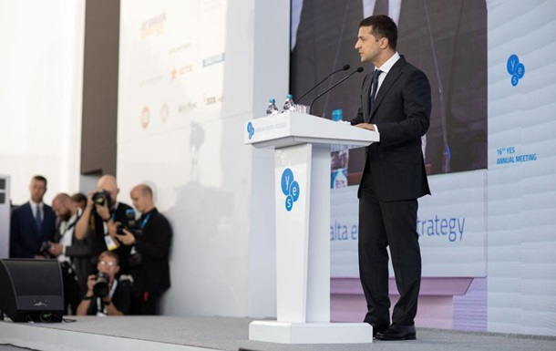 Зеленский пояснил, почему пошел в президенты