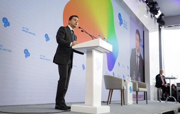 Президент розповів про наступні кроки на Донбасі