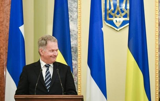 Президент Фінляндії висловив сумнів в ефективності санкцій проти РФ