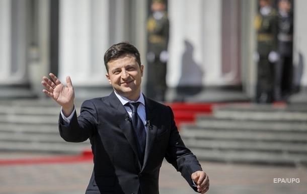 Зеленский анонсировал свою первую пресс-конференцию