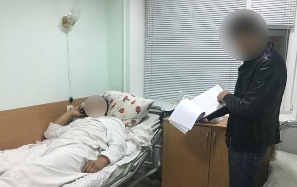 В Черкассах полицейские избили мужчину на кладбище