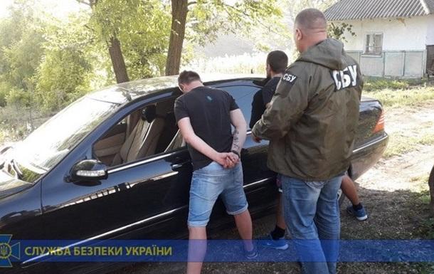 В Черновицкой области  накрыли  крупную нарколабораторию