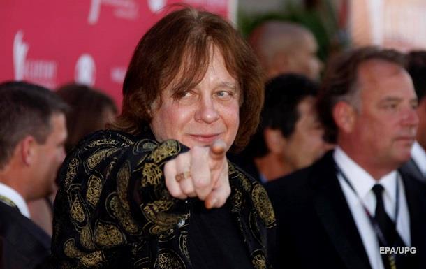 В США умер известный рок-певец