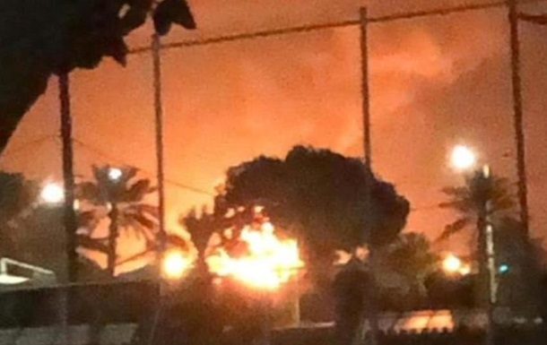Атака дронов вызвала пожар на одном из крупнейших НПЗ в мире