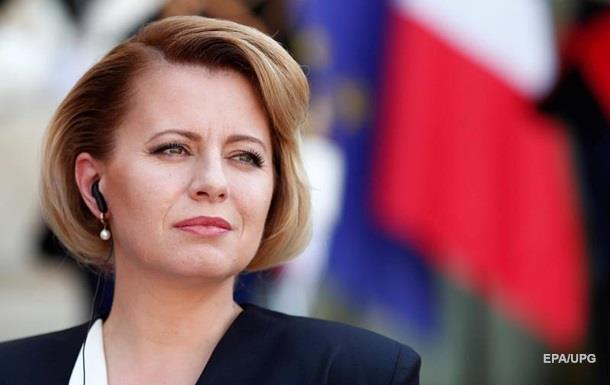Президент Словакии приедет с визитом в Украину