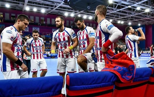 Мотор стартовал в Лиге чемпионов разгромным поражением в Венгрии