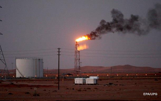 Ціни на нафту злетіли