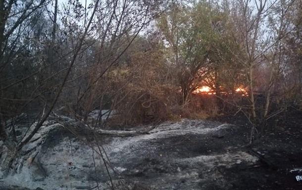 В Охтирці пенсіонерка загинула, намагаючись спалити сміття на городі