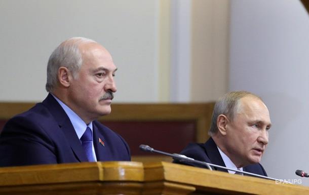 СМИ: Россия и Беларусь объединяются в конфедерацию