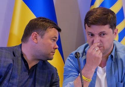 Странные планы Зеленского и грызня в его партии: полный провал