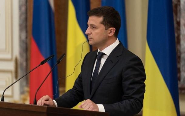 Зеленський озвучив очікування від місії ОБСЄ на Донбасі