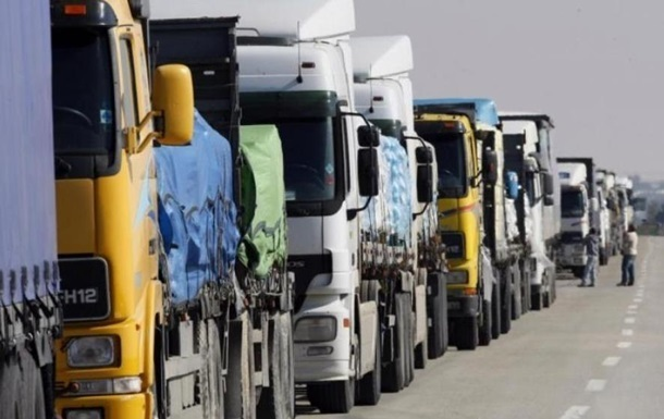 До Києва обмежать в їзд вантажного транспорту