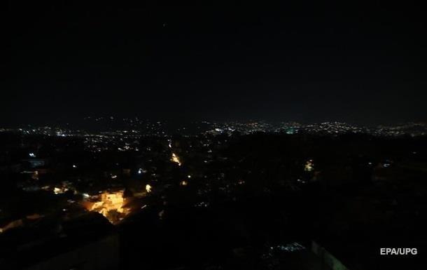 Чотири країни Центральної Америки залишилися без електрики