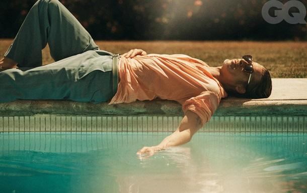 Брэд Питт снялся в стильной фотосессии для глянца