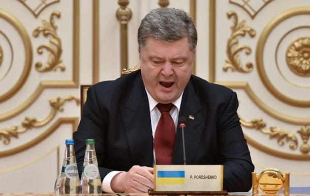 Вдруг война, а я уставший: Порошенко уснул на заседании Верховной Рады