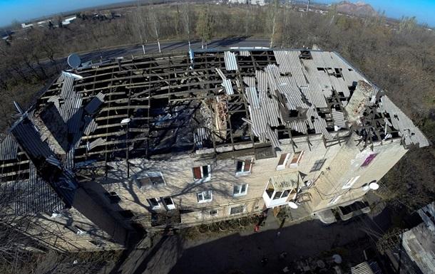 За три месяца на Донбассе погибли 8 мирных жителей