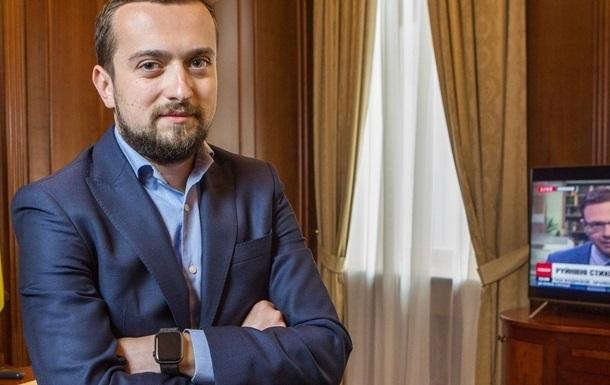 Зеленский объявил выговор двум заместителям Богдана