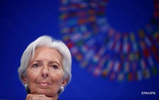 В Европарламенте проголосовали за назначение Кристин Лагард главой ЕЦБ