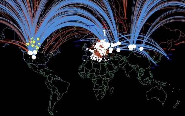 У США змоделювали наслідки ядерної війни між НАТО і РФ