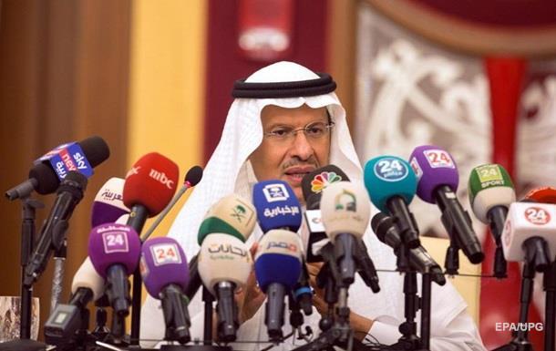 Саудівці відновили рівень поставок нафти