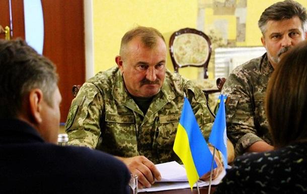 В ООС готовятся к отводу войск на Донбассе