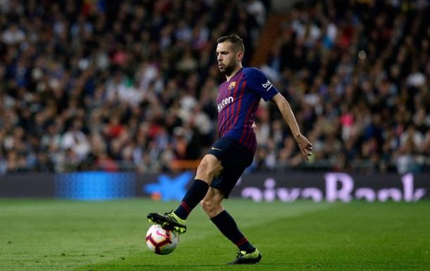 Основний захисник Барселони пошкодив стегно в матчі з Боруссією
