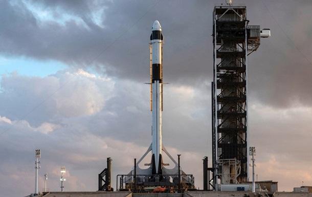 SpaceX показала работу аварийных систем Crew Dragon