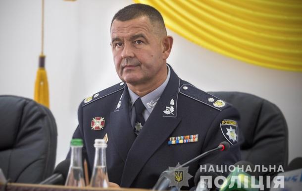 Полицию Запорожской области возглавил Николай Лушпиенко
